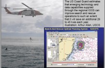 NOAA: Ocean Current Data to Improve Search and Rescue